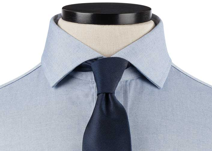 English Spread Collar