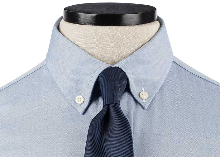 Small Button Down Collar